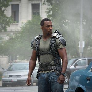 Captain America 2: The Return Of The First Avenger : Bild Anthony Mackie