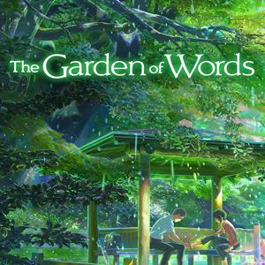 The Garden of Words : Kinoposter