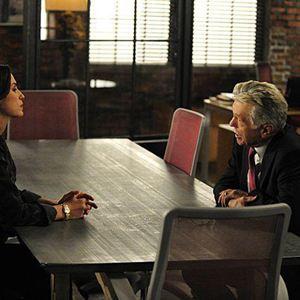 Bild Julianna Margulies, Tom Skerritt