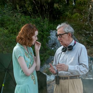 Magic in the Moonlight : Bild Emma Stone, Woody Allen