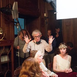 Magic in the Moonlight : Bild Woody Allen