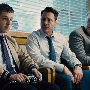 Der Richter - Recht oder Ehre : Bild Jeremy Strong, Robert Downey Jr., Vincent D'Onofrio