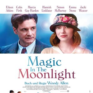 Magic in the Moonlight : Kinoposter