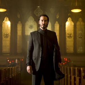 John Wick : Bild Keanu Reeves