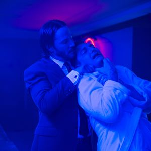 John Wick : Bild Keanu Reeves, Toby Leonard Moore