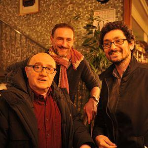 Zu Ende ist alles erst am Schluss : Bild David Foenkinos, Jean-Paul Rouve, Michel Blanc