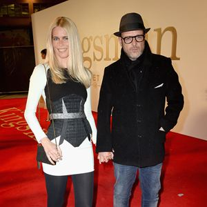 Kingsman: The Secret Service : Vignette (magazine) Claudia Schiffer, Matthew Vaughn