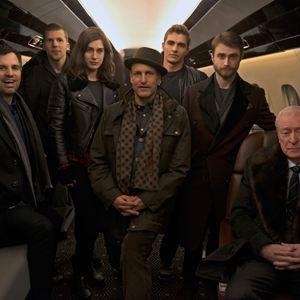 Die Unfassbaren 2 : Bild Daniel Radcliffe, Dave Franco, Jesse Eisenberg, Lizzy Caplan, Mark Ruffalo