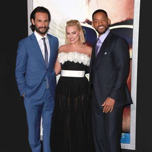 Focus : Vignette (magazine) Margot Robbie, Rodrigo Santoro, Will Smith