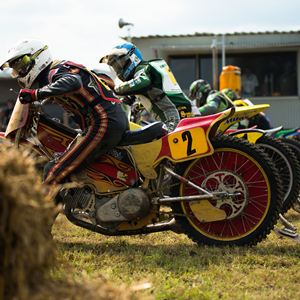 Speed, Mud & Glory : Bild