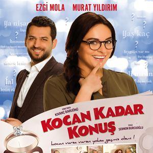 Kocan Kadar Konus : Kinoposter