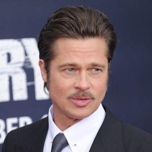 Herz aus Stahl : Vignette (magazine) Brad Pitt