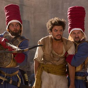Les Nouvelles Aventures D'Aladin : Bild Kev Adams