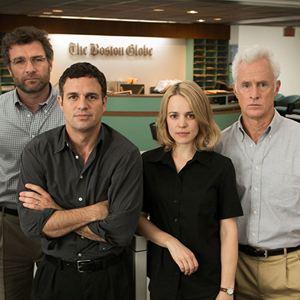 Spotlight : Bild Brian d'Arcy James, John Slattery, Liev Schreiber, Mark Ruffalo, Michael Keaton