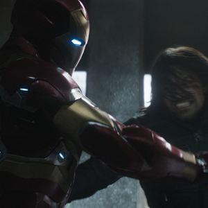 The First Avenger: Civil War : Bild Robert Downey Jr., Sebastian Stan