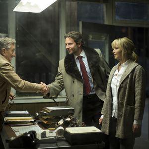 Joy - Alles außer gewöhnlich : Bild Bradley Cooper, Jennifer Lawrence, Robert De Niro