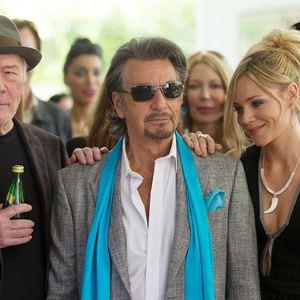 Mr. Collins' zweiter Frühling : Bild Al Pacino, Christopher Plummer, Katarina Cas