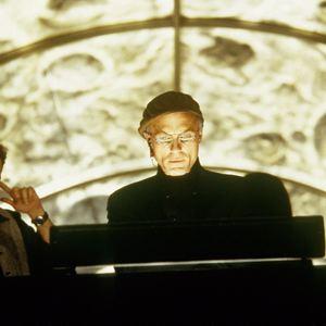 Die Truman Show : Bild Ed Harris, Paul Giamatti