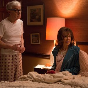 Bild Elaine May, Woody Allen