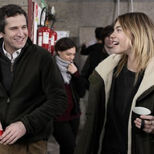 Rock'n Roll : Bild Camille Rowe, Guillaume Canet