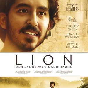 Lion : Kinoposter