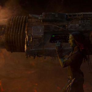 Guardians Of The Galaxy Vol. 2 : Bild Zoe Saldana