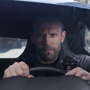 Fast & Furious 8 : Bild Jason Statham