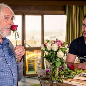 Monsieur Pierre geht online : Bild Pierre Richard, Yaniss Lespert
