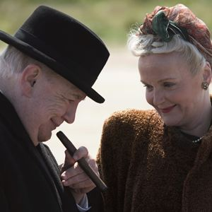 Churchill : Bild Brian Cox, Miranda Richardson