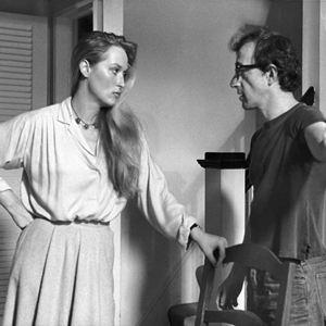 Manhattan : Bild Meryl Streep, Woody Allen