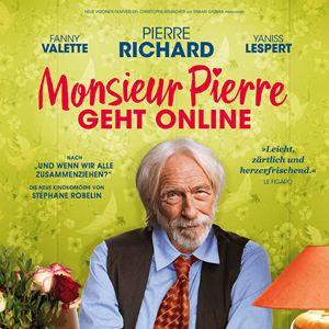 Monsieur Pierre geht online : Kinoposter