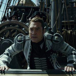 Pirates Of The Caribbean 5: Salazars Rache : Bild Javier Bardem