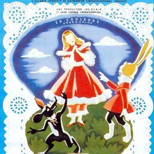 Alice im Wunderland : Kinoposter