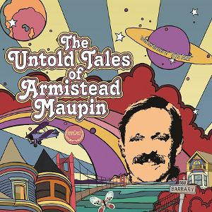 The Untold Tales of Armistead Maupin : Kinoposter