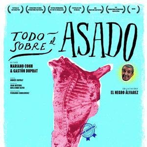 Asado - Über die Kunst des Grillens : Kinoposter