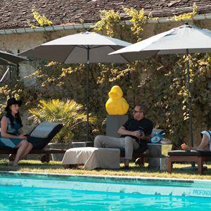 Madame : Bild Michael Smiley, Rossy de Palma, Toni Collette, Violaine Gillibert