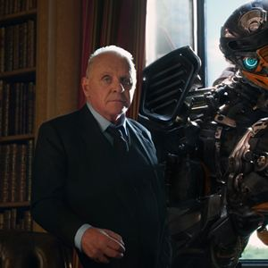 Transformers 5: The Last Knight : Bild Anthony Hopkins