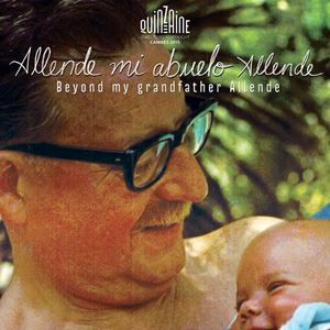 Mein Großvater Salvador Allende : Kinoposter