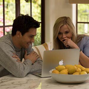 Liebe zu Besuch : Bild Nat Wolff, Reese Witherspoon