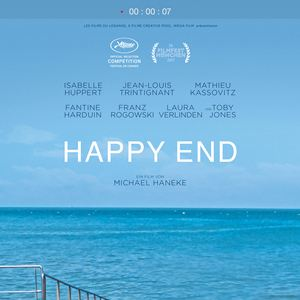 Happy End : Kinoposter