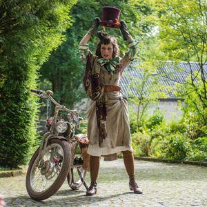 Liliane Susewind - Ein tierisches Abenteuer : Bild Meret Becker