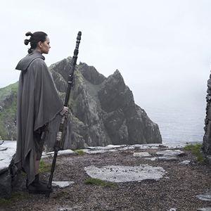 Star Wars 8: Die letzten Jedi : Bild Daisy Ridley, Mark Hamill