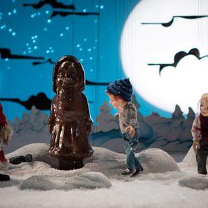 Als der Weihnachtsmann vom Himmel fiel - Augsburger Puppenkiste : Bild
