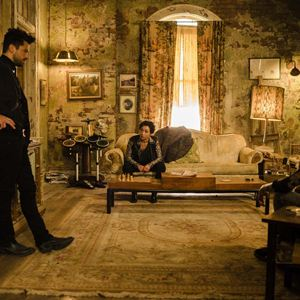 Bild Dominic Cooper, Ruth Negga