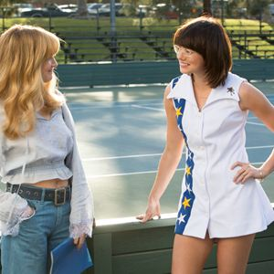 Battle Of The Sexes - Gegen jede Regel : Bild Andrea Riseborough, Emma Stone