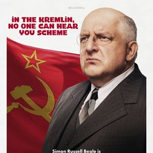 The Death of Stalin : Kinoposter