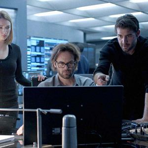 Bild Billy Burke, James Wolk, Kristen Connolly