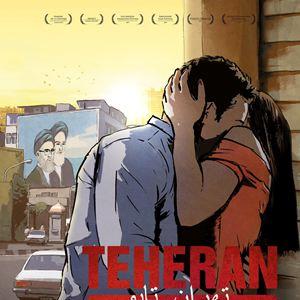 Teheran Tabu : Kinoposter