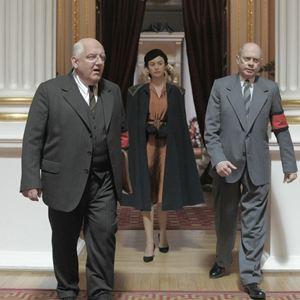 The Death of Stalin : Bild Olga Kurylenko, Simon Russell Beale, Steve Buscemi