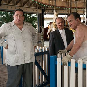 Wonder Wheel : Bild James Belushi, Steve Schirripa, Tony Sirico